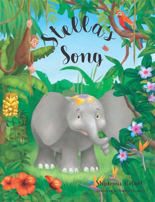 Stellas song - Elephant
